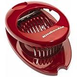 KitchenAid Classic Egg Slicer (Red)