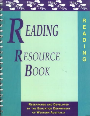Reading: Resource Book (First Steps), by Ministry of Education