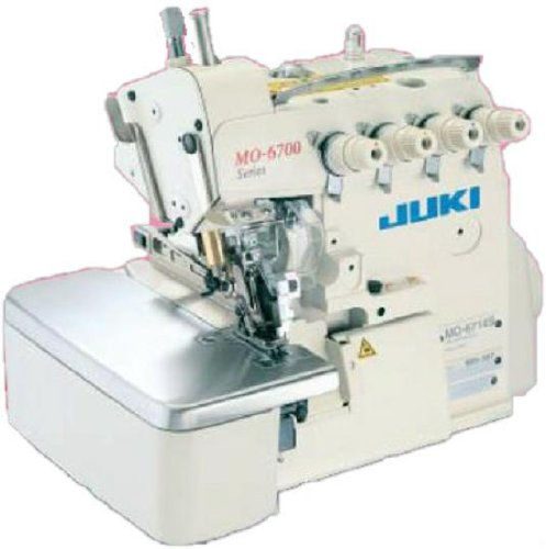 Juki MO-6714S Industrial 4-Thread Overlock Sewing Machine, Servo Motor (Machine Industrial Juki compare prices)