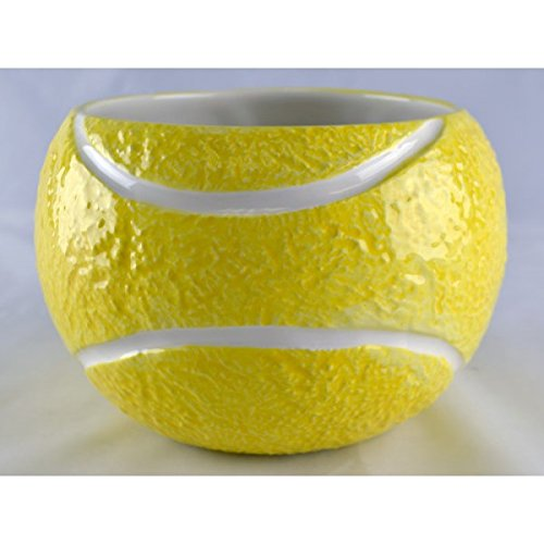 Ceramic Tennis Ball Bowl-Large-3Pack