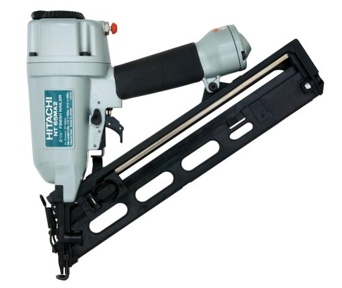 Hitachi NT65MA2 15 Gauge 1-1/4-Inch to 2 1/2-Inch Angled Finish Nailer