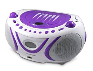 Metronic 477112 Radio CD/mp3 avec port USB