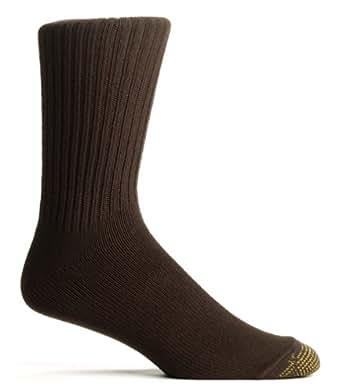 Gold Toe Men Cotton Fluffies Sock