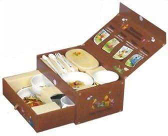 くまのプーさん ベビー食器セットボックス