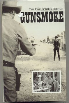 Gunsmoke Collector's Edition: The Cast, Marshall Proudfoot, Kitty's Rebellion, Buffalo Hunter