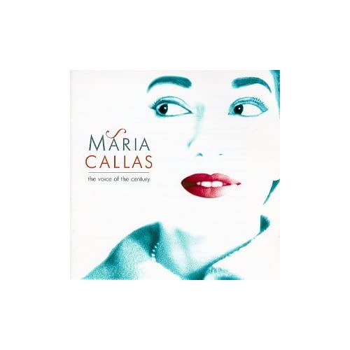 Amazon.com: Maria Callas: Maria Callas: The Voice of the Century