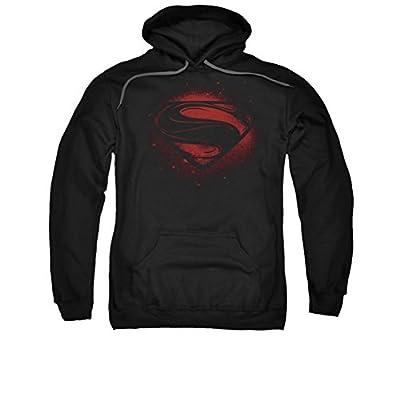 Superman: Hoodie - Man of Steel Super Spray