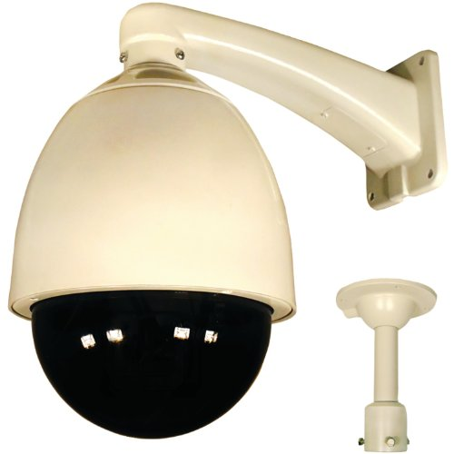 Security Labs SLC-177  Security Labs Slc-177 Ptz Speed Dome Camera With 22x Optical Zoom (Black)
