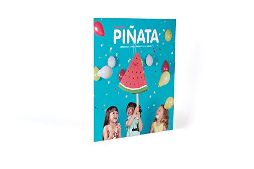 DOIY Design Pinata Watermelon (Fruit Party compare prices)