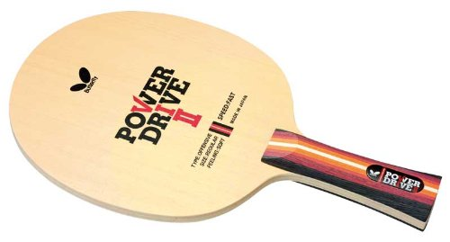 Sale!! Butterfly Timo Boll ALL Flared Table Tennis Blade (Natural)