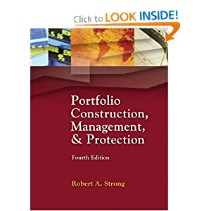 portfolio construction and capm testing Capital asset pricing model analysis the capital asset pricing model security or a portfolio of securities and the expected rate of return that is.