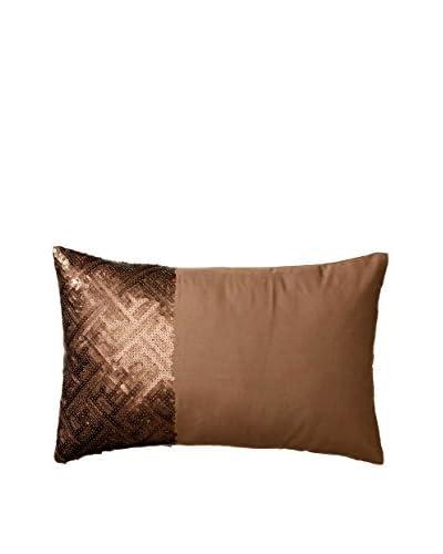 Steve Madden Cori Decorative Lumbar Pillow, Sand