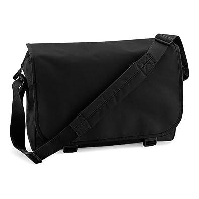 Bagbase Messenger bag in Black