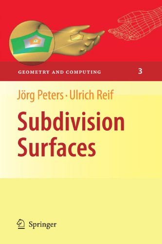 Subdivision Surfaces (Geometry and Computing) [Peters, Jorg - Reif, Ulrich] (Tapa Blanda)