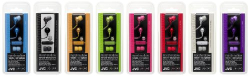 Buy one get one  JVC HAFR36SE Marshmallow Headphones