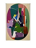 Especial Arte Lienzo Fugue - Georges Valmier Multicolor