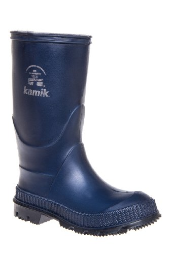 Kamik Kid's Stomp Tall Rubber Rain Boot