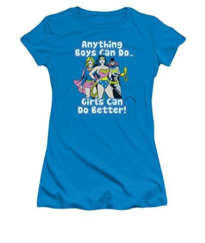 trevco-dc-girls-can-do-it-better-short-sleeve-junior-sheer-tee-turquoise-2x