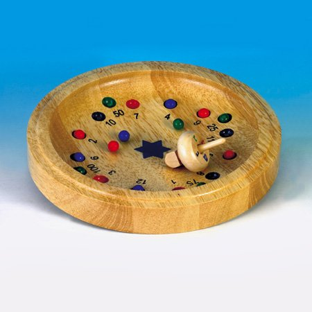 Dreidel Roulette Game - 1