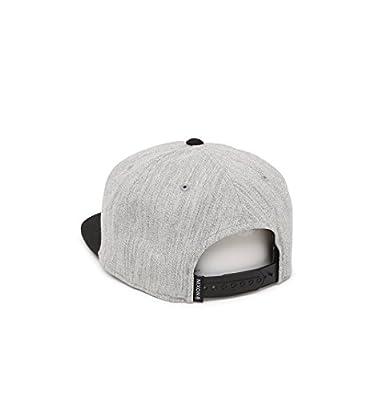 Nixon Mens Rockwell Snapback Hat