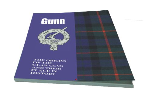 gunn-scottish-clan-history-booklet