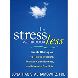 Learn more about the book, The Stress Less Workbook