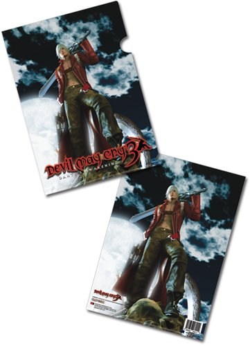 Paper Folder: Devil May Cry 3 - Keyart (5-Pack) GE Animation