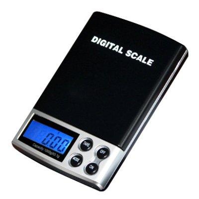 Accessoires JSG ® de précision 0.1g à 1000g 1 kg Mini électroniques numériques Bijoux Cuisine Balances Poids Balance de poche