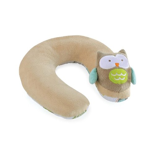 Carter'S Animal Neck Roll, Owl front-841724