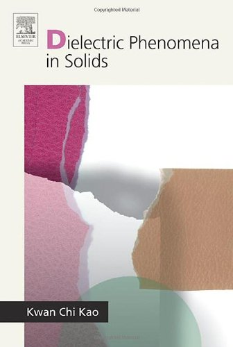Dielectric Phenomena in Solids