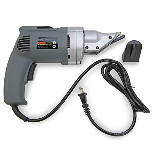 Buy Bargain XtremepowerUS Electric Head Metal Cutting Shear 18 14 Gauge Steel Cutter Snip Power Tool