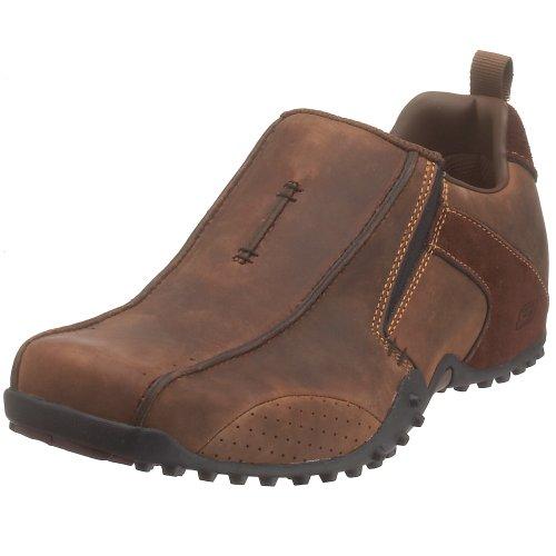 Skechers Men's Urbantrack Wynn Sneaker  Brown UK 6.5