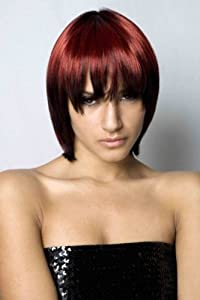 RnB Collection Synthetic hair wig, RED Color #F1B-30