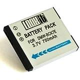 LOOKit® - Batterie BCK7 - 750mAh rechargeable - pour Panasonic