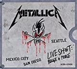 Metallica Live Shit: Binge and Purge [2002 Reissue] [3CDs + 2 Region 1 DVDs]