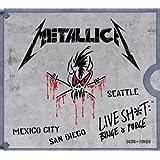 Live Shit: Binge & Purge (Coffret 3CD + 2DVD ZONE1)par Metallica