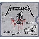 Live Shit: Binge & Purge (Coffret 3CD + 2DVD ZONE1)