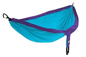 Eagles Nest Outfitters DoubleNest Hammock (Purple/Teal)