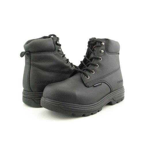 "Carolina Shoe Men'S 6"" Waterproof Work Boot (Black 9.0 2E)"