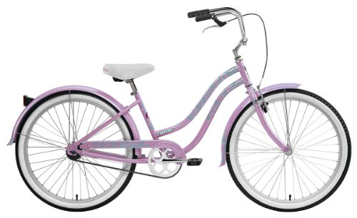 Nirve Ladies Beach Blossom 1 speed Bicycle
