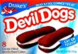 Hostess Drake's Cakes Devil Dogs Box of 16