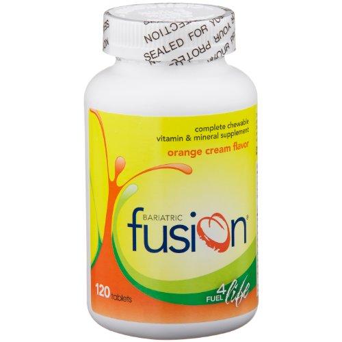 Bariatric Fusion Multivitamin - Orange Cream (120 Tablets)