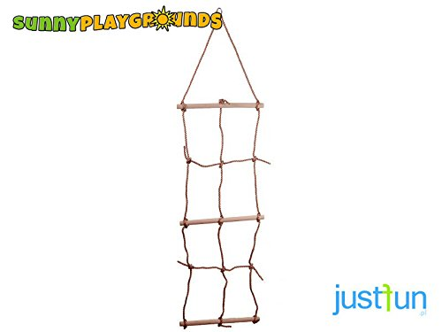 Climbing Cargo Rope Net Ladder for Kids- Outdoor and Indoor Playgrounds set Accessories for Kids (Climbing Net Cargo compare prices)