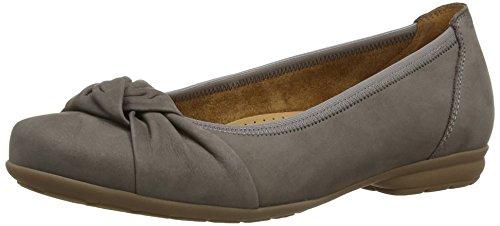 Gabor Shoes Gabor, Ballerine donna Grigio Grau (fumo) 43