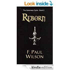 Reborn (The Adversary Cycle Book 2)