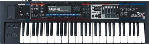 ローランド シンセサイザーMobile Synthesizer with Digital Recorder Roland JUNO-GI