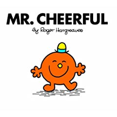 Mr. Cheerful (Mr. Men Library)