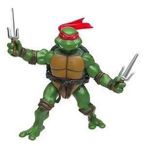 Amazon.com: Teenage Mutant Ninja Turtles: (Raphael) Action Figure
