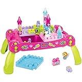Mega Bloks First Build Little Princess Fairytale Table.