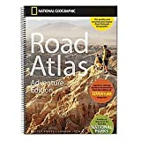 National Geographic Road Atlas - Adventure 2013 Edition